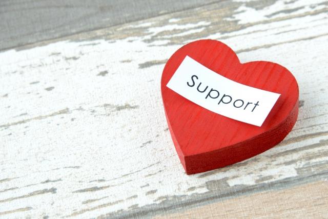 ヘルプマークのサポート