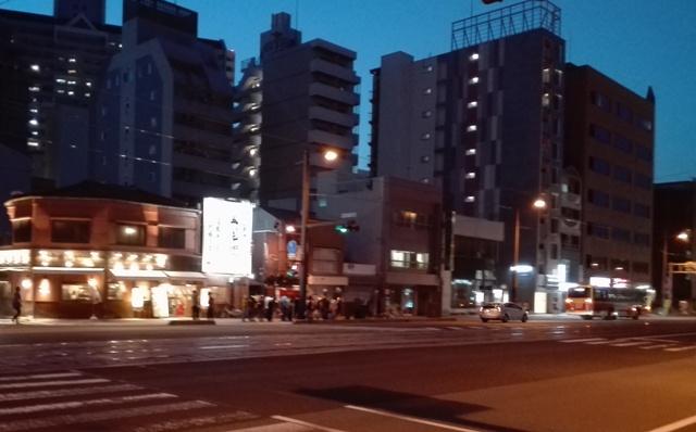 横川の焼肉屋さん
