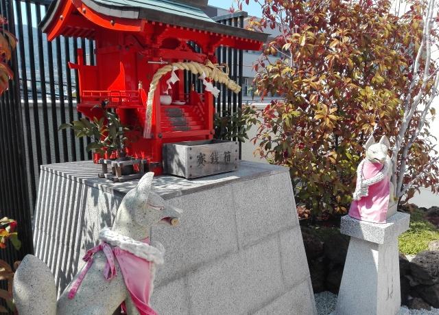 金持稲荷神社