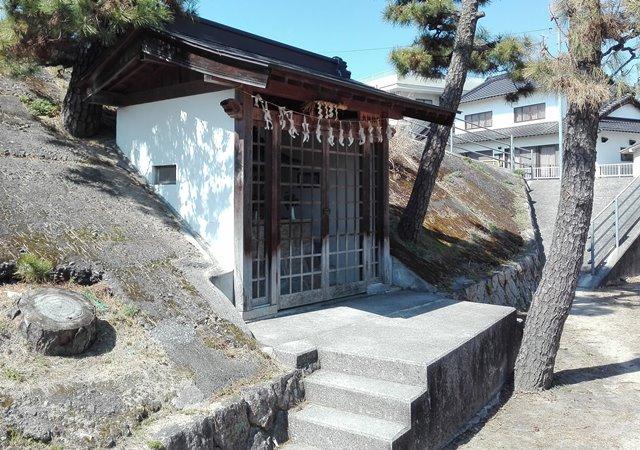 大池神社 いつも閉まっている