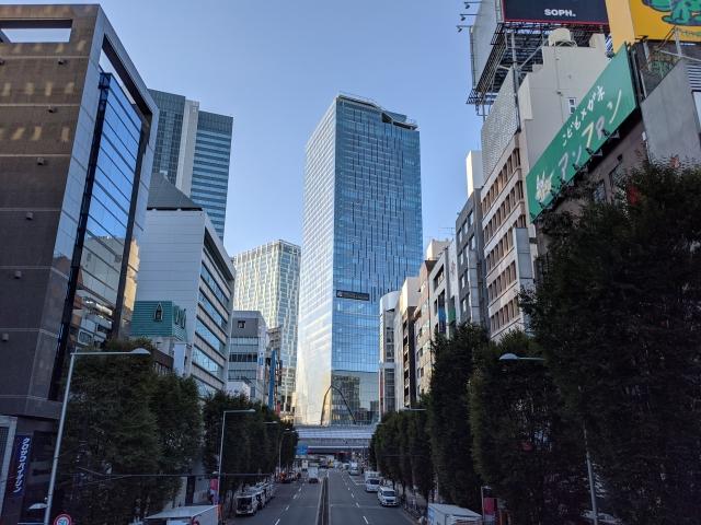 渋谷 ブルーピリオド 群青