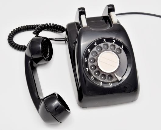 電話機 着信拒否