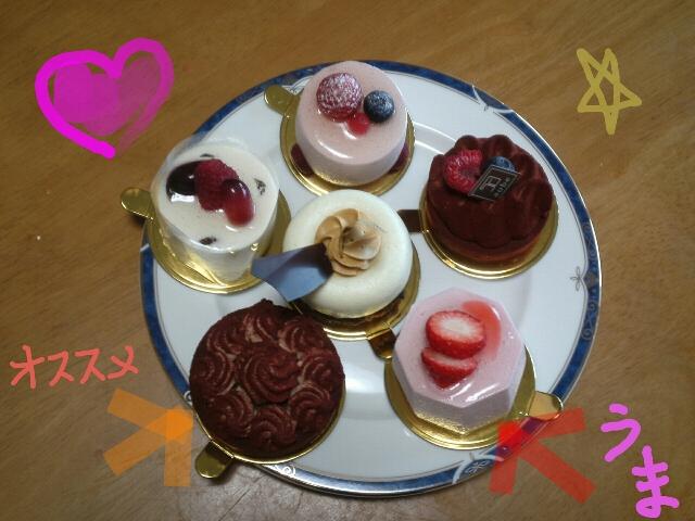 Photo Marker ケーキ モリ